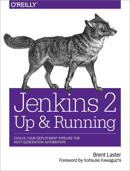 Jenkins 2 / Brent Laster book signing announced | Open